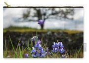 Pocket Of Lupines Carry-all Pouch