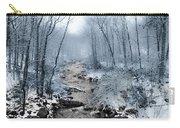 Pocono Mountain Winter Carry-all Pouch