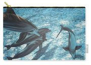 Pod Of Dolphins Carry-all Pouch