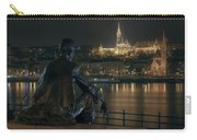 Poet On The Danube Carry-all Pouch