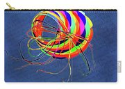 Poetry Of Kite Swirls Carry-all Pouch