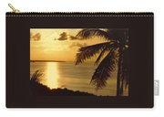 Pohnpei Sunset  Carry-all Pouch