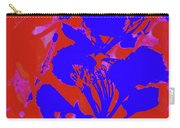 Poinciana Flower 4 Carry-all Pouch
