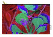 Poinciana Flower 8 Carry-all Pouch