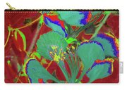 Poinciana Flower 9 Carry-all Pouch