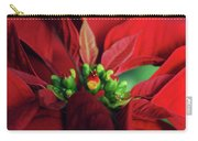 Poinsetta Carry-all Pouch