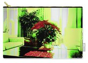 Poinsettia By Kef Carry-all Pouch
