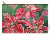 Poinsettia Magic Carry-all Pouch