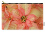 Poinsettia Passion Carry-all Pouch