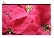 Poinsettias #1 Carry-all Pouch