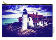 Point Betsie On Lake Michigan Carry-all Pouch