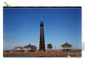 Point Bolivar Lighthouse Tx Carry-all Pouch