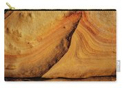 Point Lobos Abstract 108 Carry-all Pouch