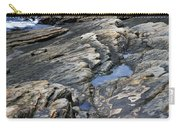 Point Lobos Rock 4 Carry-all Pouch