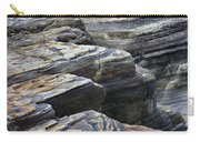 Point Lobos Rocks 2 Carry-all Pouch