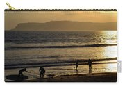 Point Loma California Surfers Carry-all Pouch