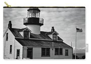 Point Pinos Pacific Grove Lighthouse Carry-all Pouch