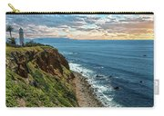 Point Vincente Lighthouse Carry-all Pouch