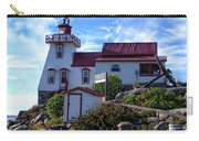 Pointe Au Baril Lighthouse Carry-all Pouch