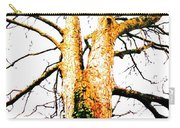 Pointillised Tree Carry-all Pouch