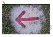 Pointing The Way Carry-all Pouch