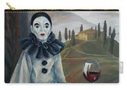 Poirrot In Tuscany Carry-all Pouch