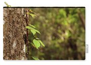 Poison Ivy Climbing Oak Tree Trunk Carry-all Pouch
