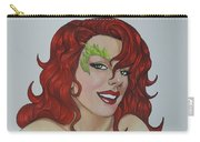 Poison Ivy Carry-all Pouch by Leida Nogueira