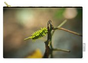 Poisonous Insect Larva Carry-all Pouch