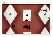 Poker Sharks Carry-all Pouch