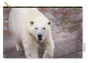 Polar Bear Prowl  Carry-all Pouch
