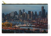 Polar Pioneer Docked In Seattle Carry-all Pouch