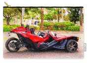 Polaris Slingshot Sl Tricycle Carry-all Pouch