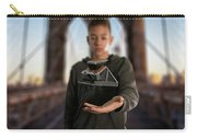 Polaroid Sx-70 On The Brooklyn Bridge Carry-all Pouch