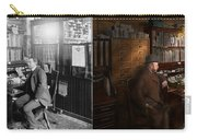 Police - The Private Eye - 1902 - Side By Side Carry-all Pouch