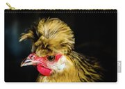 Polish Hen Carry-all Pouch