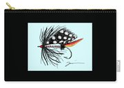 Polka Dot Pike Carry-all Pouch