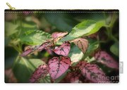 Polka Dot Plant Carry-all Pouch