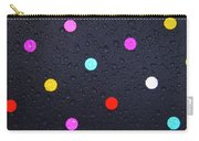 Polka Dot Umbrella Carry-all Pouch