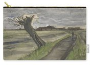 Pollard Willow The Hague July 1882 Vincent Van Gogh 1853  1890 Carry-all Pouch