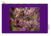 Pollen Bees Carry-all Pouch
