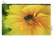 Pollen Feeding Beetle Carry-all Pouch