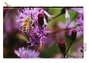 Pollen Powdered Bee Carry-all Pouch