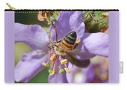 Pollinating 4 Carry-all Pouch