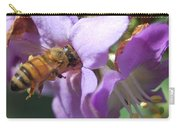 Pollinating 5 Carry-all Pouch