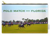 Polo Match Florida Carry-all Pouch