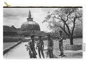 Polonnaruwa  Carry-all Pouch