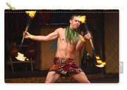 Polynesian Fire Dancing Carry-all Pouch