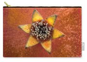 Pomegranate Blossom End Carry-all Pouch