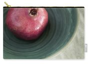 Pomegranate Carry-all Pouch by Priska Wettstein